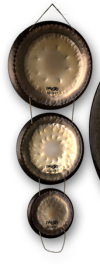 Paiste Accent Gongs