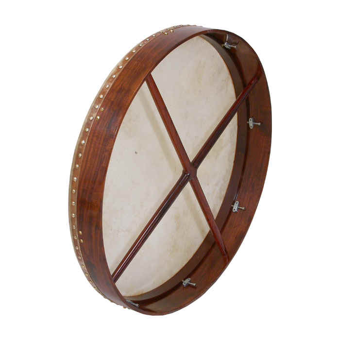 Rosewood Bodhran With Internal Tuning