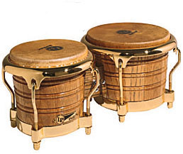 LP Galaxy® Giovanni Series™ Wood Bongos