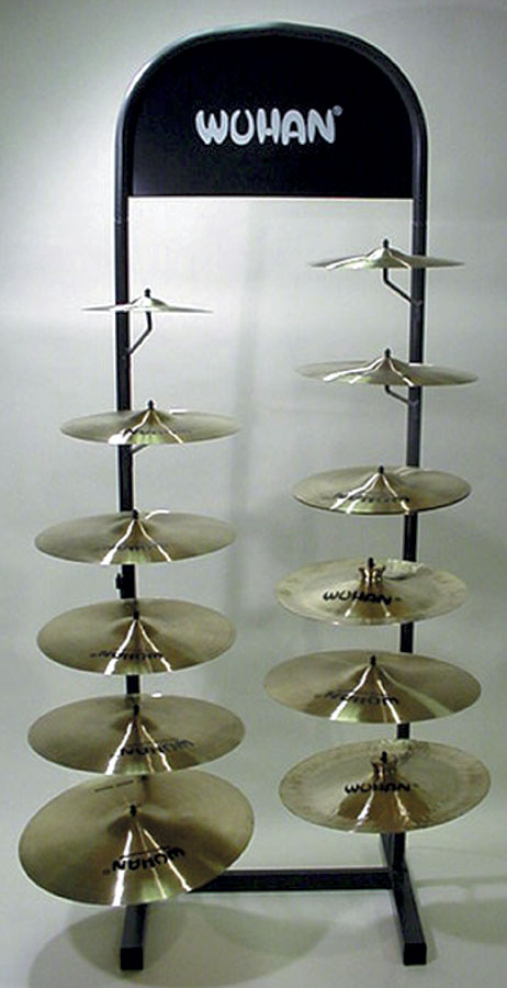 Wuhan Cymbals Amp Cymbal Tree S Series Cymbal Collection