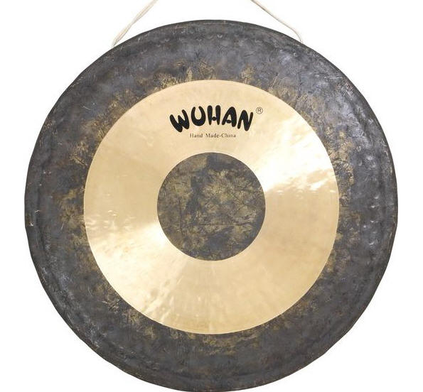 22 Inch Wuhan Chau Gong And Stands