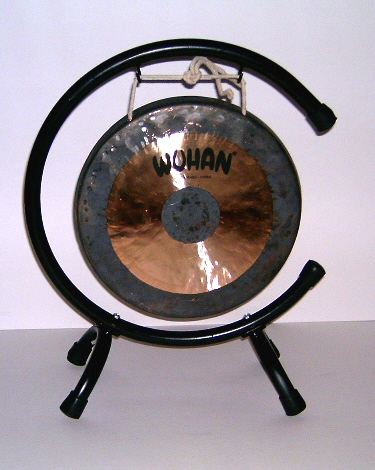 12 to 15 inch gong stands
