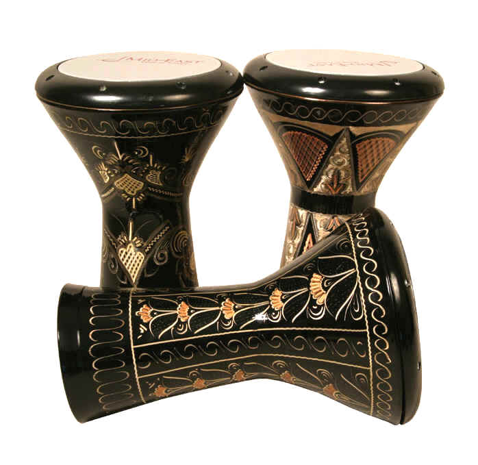 Turkish Copper Darbuka