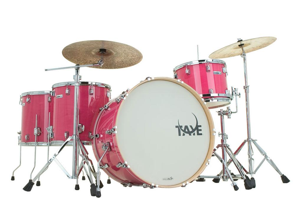5 Piece Jazz Prox Drum Shell And Hardware Packs
