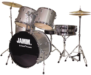 Jamm V Drum Set Discounted Cannon Drum Sets Cymbals Thrones